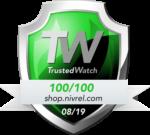 TrustedWatch Bewertung Zertifikat